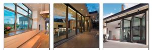 پروفیل 11000 upvc برای ساخت زیباترین پنجره های دوجداره