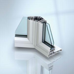 ساخت پنجره دوجداره با پروفیل 6000 upvc