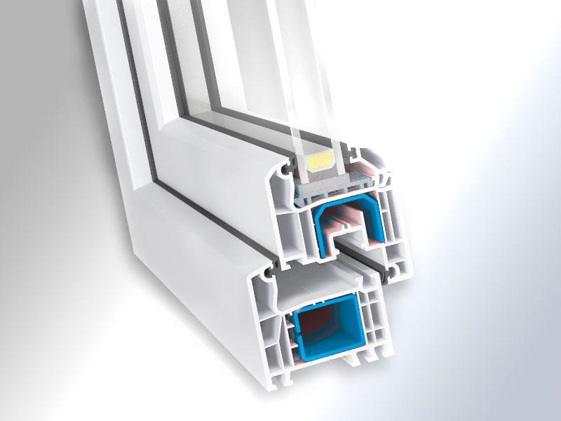 راهکارهای تقویت کردن پروفیل upvc درب و پنجره